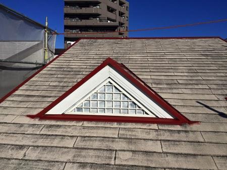 屋根塗装-施工前