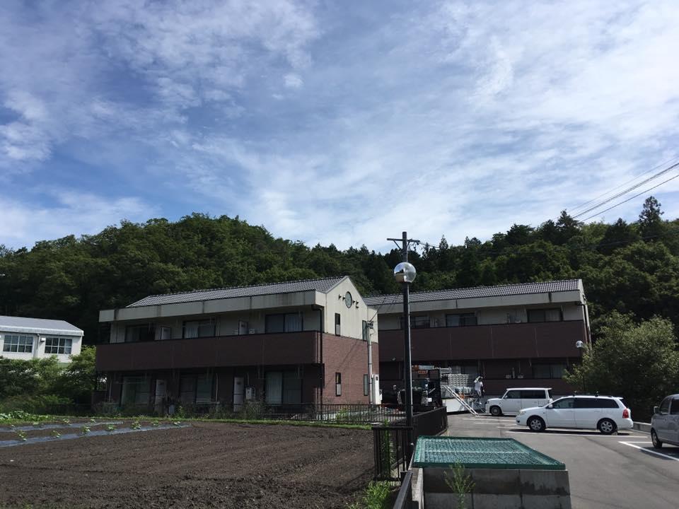 岐阜県関市で塗装